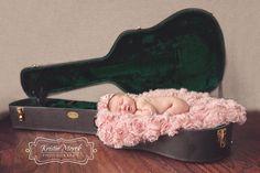 Adorable Baby Girl's Newborn Photos | Pittsburgh Professional Newborn Photographer - Kristin Merck Photography, LLC