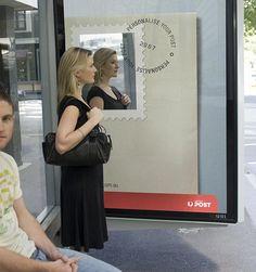 24 Unique Examples of Creative Bus Stop Advertising Guerilla Marketing Photo Guerilla Marketing, Street Marketing, Marketing Viral, Bus Stop Advertising, Guerrilla Advertising, Clever Advertising, Advertising Design, Advertising Campaign, Marketing And Advertising
