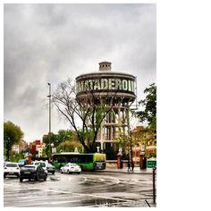 Matadero   #Madrid #Domingo #Sunday #Matadero #TardesLluviosas #MercadoDeDiseño #Cloudy #Lluvia #Rain by inakim89