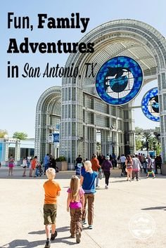 Fun Adventures in San Antonio with Kids - A lot of people are saying that San Antonio is their favorite place. Yes, it offers different fun & awesome activities - you'll never go wrong with this place! Check out our post.