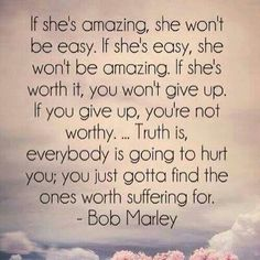 Bob Marley's words of wisdom