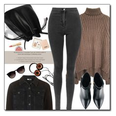 """""""Good Style"""" by genuine-people ❤ liked on Polyvore featuring Kim Kwang, Chloé, Dolce&Gabbana and Ray-Ban"""