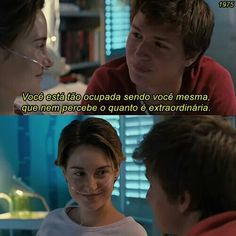 A Culpa é Das Estrelas My Fantasy World, Mood Pics, The Fault In Our Stars, John Green, Positive Words, Music Tv, Series Movies, You're Awesome, Love Book