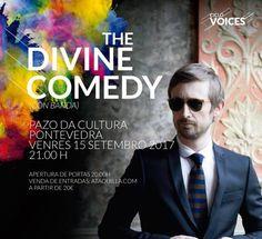 Concierto de The Divine Comedy en Pontevedra. Ocio en Galicia   Ocio en Pontevedra. Agenda actividades: cine, conciertos, espectaculos