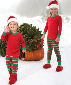 ca1dcb4c63 Kids holiday stripe pj s  40 Family Pjs