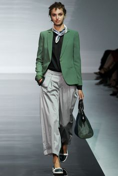 Emporio Armani Spring 2014 Ready-to-Wear - Collection - Gallery - Style.com