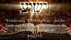 Thank you Adonai Yeshua God Jesus, Jesus Christ, Messianic Judaism, My Redeemer Lives, Hebrew Names, True Faith, Names Of God, Torah, The Life