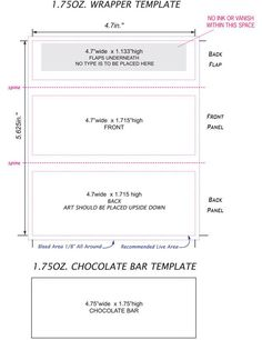 Free Mini Candy Bar Wrer Template Edna Steve Pinterest