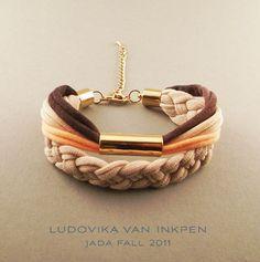 Ludovika van Inkpen - Bracelet