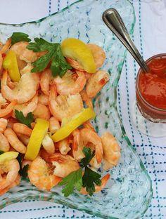 Peel and Eat Shrimp. Wild harvested shrimp boiled in seasoned water