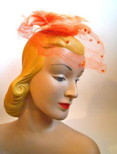 60s hat, Dorothea's Closet Vintage