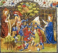 1410, Frankreich