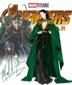 Costume Anime 24 Marvel Costumes Reimagined As Elegant Evening Dresses - - More memes, funny videos and pics on Marvel Mode, Moda Marvel, Marvel Fan, Marvel Dc Comics, Captain Marvel, Captain America, Marvel Dress, Loki Dress, Marvel Inspired Outfits