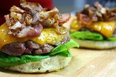 Juicy Burger!