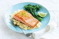 Revamp your mash with this cauliflower, bean and leek combo that tastes great with salmon.