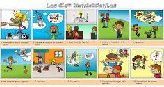 Dibujos para catequesis: LOS DIEZ MANDAMIENTOS