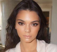 dewy makeup kendal jenner - Google Search