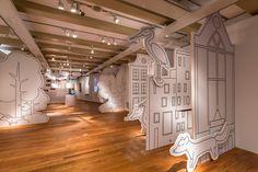 Het Experiment, Amsterdam Museum, Amsterdam, Netherlands by De VrijervanDongen & Kloosterboer decor
