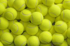 Get here listings of tennisballs manufacturers, tennis balls suppliers & exporters. The product offered by tennis balls companies are high in demand. Tennis Lessons, Tennis Tips, Foto Website, How To Play Tennis, Tennis Photography, Tennis Online, Trigger Point Therapy, Tennis Workout, Tennis Elbow