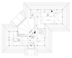 Dom nawiązuje stylistycznie do House Plans Mansion, My House Plans, House Extension Design, Extension Designs, Modern Bungalow House, Modern House Design, House Extensions, Facade House, My Dream Home
