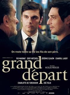 Grand départ - Nicolas Mercier - 4 septembre 2013 - distribution StudioCanal