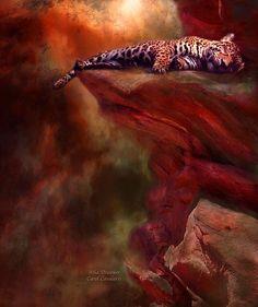 "Superb and captivating ""Wild Dreamer' by Carol Cavalaris"