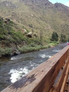 12 of the most incredible Colorado waterfront restaurants. The Mish--Dining on the Cache la Poudre.
