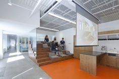 Midtown Financial Company offices in New York by a+i Architecture