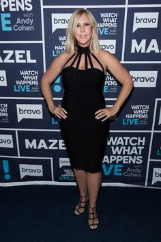 Vicki Gunvalson on Watch What Happens Live with Andy Cohen, July Navy Blue carpet runner provided by Red Carpet Entrances. Photos from Guest Dressed: July 2018 album. Courtesy of Bravo TV / NBCUni. Be sure to tune in for more celebrity appearances! Blue Carpet, Red Carpet Event, Vicki Gunvalson, Bravo Tv, Real Housewives, Carpet Runner, Orange County, Corporate Events, Mistress