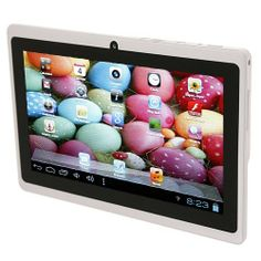 iPPO Q78 MID Tablet PC 7 Inch Android 4.0 4GB Dual Camera Color White