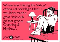 Magic Mike magic mike