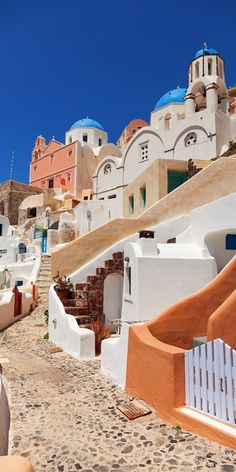Santorini, Greece #greecetravel-- Tanks that Get Around is an online store offering a selection of funny travel clothes for world explorers. Check out www.tanksthatgetaround.com for funny travel tank tops and more travel destination guides. #travelfunny