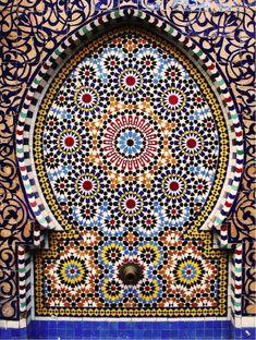 Art in Morocco