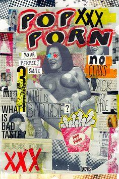 POP PORN: WHAT IS BAD TASTE? on Behance