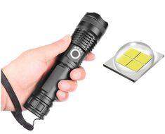 FLASHEX™ - Powerful Flashlight In The World Super Bright Flashlight, Backyard Patio Designs, Can Lights, Most Powerful, Control System, Diy Home Improvement, Self Defense, Animal Design