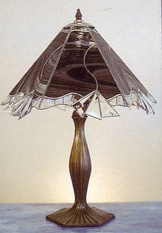 Bamford Lamp  - Création de Charlene Kelln