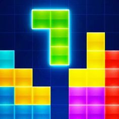Free Puzzle Browser Game - Brick Block Puzzle is a great version of the classic Tetris puzzle game. Block Puzzle Game, Puzzle Games, Free Puzzle, Match 3, Brick Block, C2c, Free Games, Theory, Puzzles