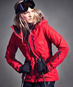 16 Ski Jackets To Keep You Warm On And Off The Slopes #refinery29 http://www.refinery29.com/ski-jackets