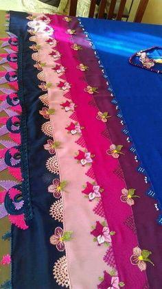 Crochet Art, Thread Crochet, Saree Tassels Designs, Elegant Saree, Cutwork, Needlework, Origami, Diy And Crafts, Embroidery