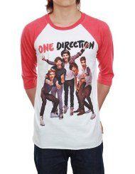 Amazon.com: one direction shirt