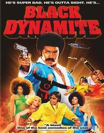 "Crazy good spoof of Dolemite and older ""blaxploitation"" films."