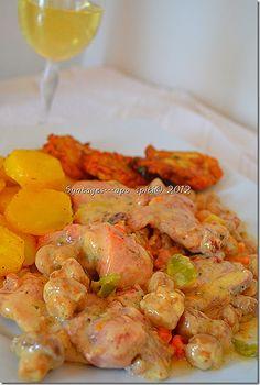 ό Greek Recipes, My Recipes, Chicken Recipes, Chicken Salad, Pasta Salad, Food N, Food And Drink, Cookbook Recipes, Cooking Recipes