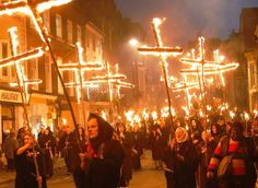 Guy Fawkes Night - Luke MacGregor/REUTERS. Commemorated in Great Britaon. Guy Fawkes tried to blow up the House of Lords in London as part of an assassination attempt on King James 1 but the Gunpowder plot of 1605 was foiled. The #brits celebrate by burning effigies of him on a bonfire.