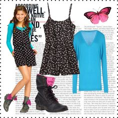 """Shake It Up - Rocky"" by bellla-zendaya ❤ liked on Polyvore"