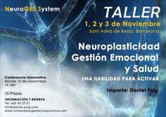 Taller de Neuroplasticidad, Gestión Emocional y salud