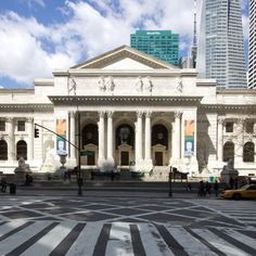 The New York Public Library has selected Mecanoo to renovate its iconic 42nd Street main building and a smaller branch across Fifth Avenue