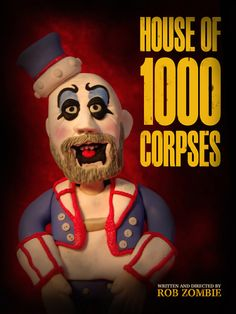 House of 1000 Corpses by Lizzie Campbell