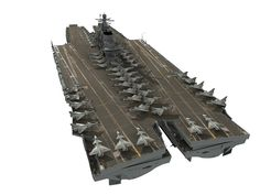 Flying Aircraft Carrier Concept Aircraft carrier classes