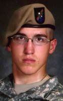 Army Pfc. Eric W. Hario  Died August 29, 2009 Serving During Operation Enduring Freedom  19, of Monroe, Mich.; assigned to the 1st Battalion, 75th Ranger Regiment, Hunter Army Airfield, Ga.; died Aug. 29 in Sharana, Afghanistan, of wounds sustained when he was shot by enemy forces Aug. 28 while conducting combat operations.