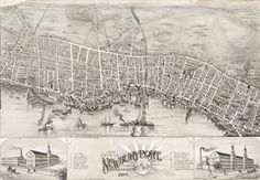 Newburyport Massachusetts was referred to in the H. P. Lovecraft story, The Shadow Over Innsmouth, as being located near Innsmouth. Lovecraft in fact based his depiction of Innsmouth largely on Newburyport.